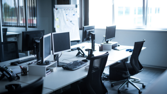 Social Distancing at Workplace